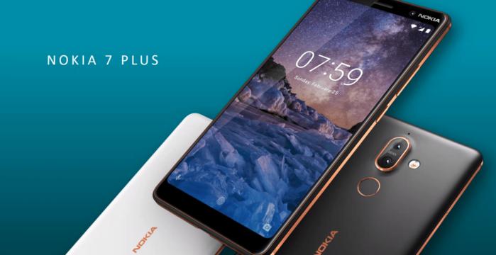 Nokia 7 Plus aggiornamento Android Pie 9.0