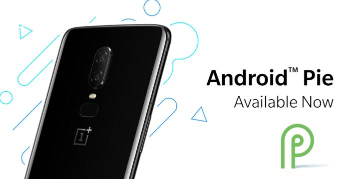 Oneplus 6 riceve OxgenOS 9.0 con Android Pie 9.0