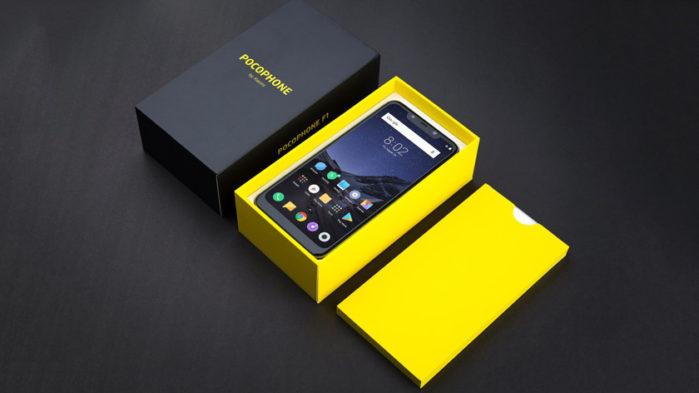 Xiaomi Pocophone F1 prezzo Italia