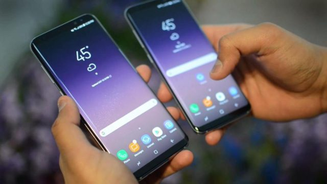 Galaxy S8 and S8 Plus: Next update with Super Slow Motion