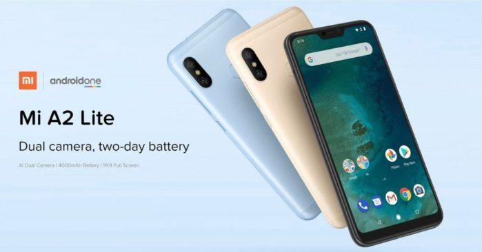 Xiaomi Mi A2 Lite e Redmi note 5 spedizione Italia