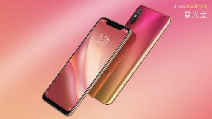 Xiaomi Mi 8 Pro e Mi 8 Lite ufficiali