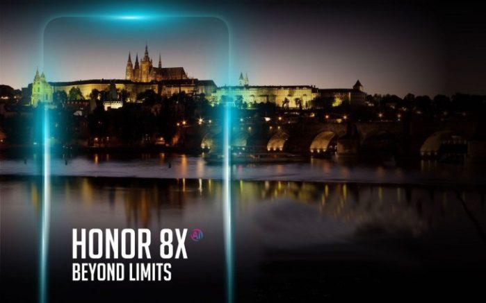 Honor 8x arriva in Europa: data 11 ottobre 2018