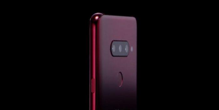 LG V40 ThinQ ufficiale