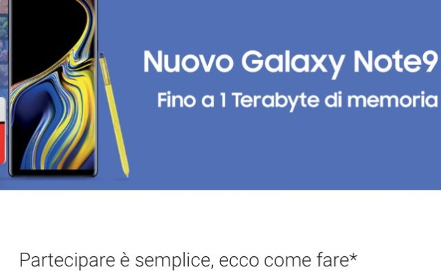 Galaxy Note 9 microSD