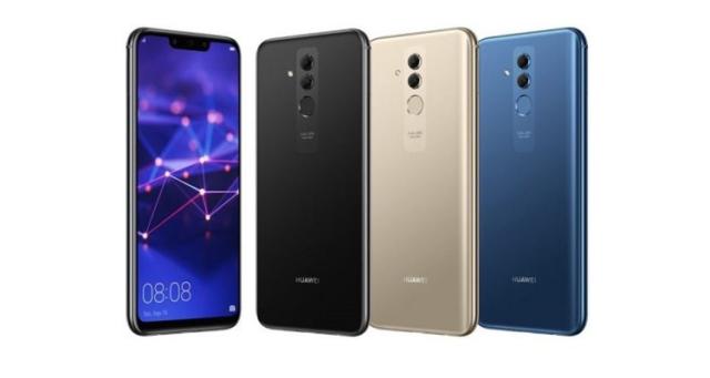 Huawei Mate 20 Lite offerta TIM