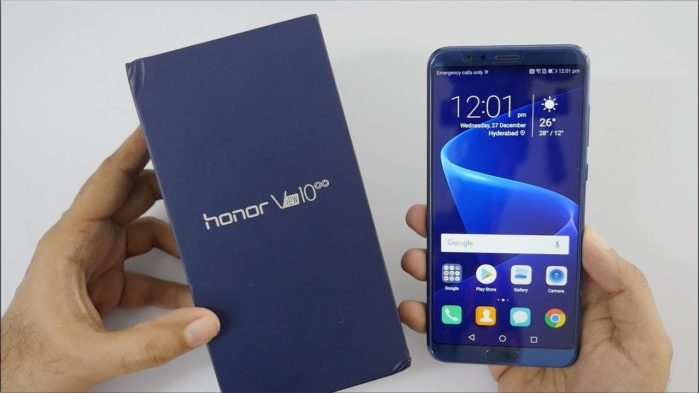 Honor View 10 aggiornamento Gpu Turbo e AIS