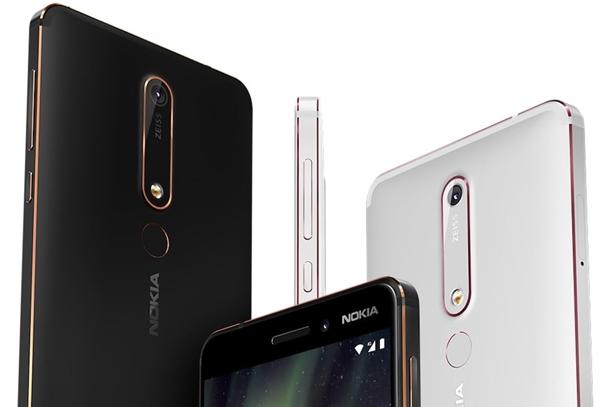 Nokia 6.1 aggiornamento Android Pie 9.0