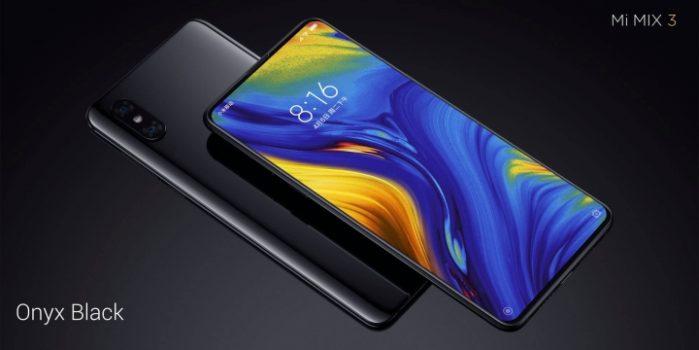 Xiaomi Mi Mix 3 ufficiale: prezzo e caratteristiche