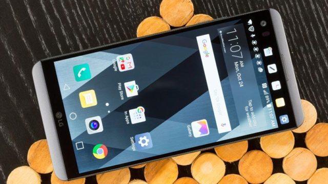 LG V20 aggiornamento Android Oreo 8.0 in Italia