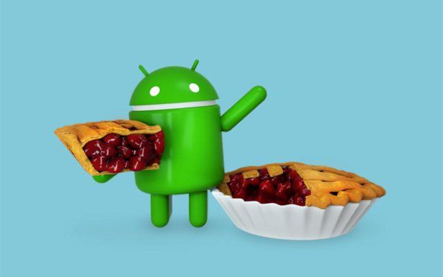 Android Pie 9 a ottobre 2018: ancora non compare