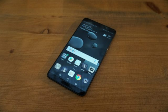 Huawei Mate 10 aggiornamento Android Pie 9.0