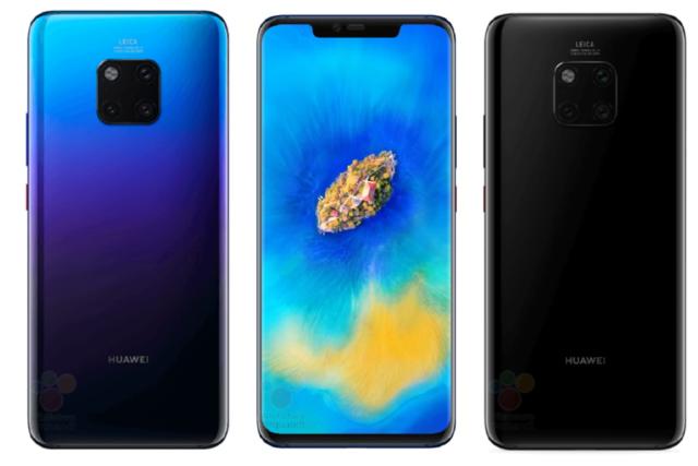 Huawei Mate 20 e Mate 20 Pro prezzo