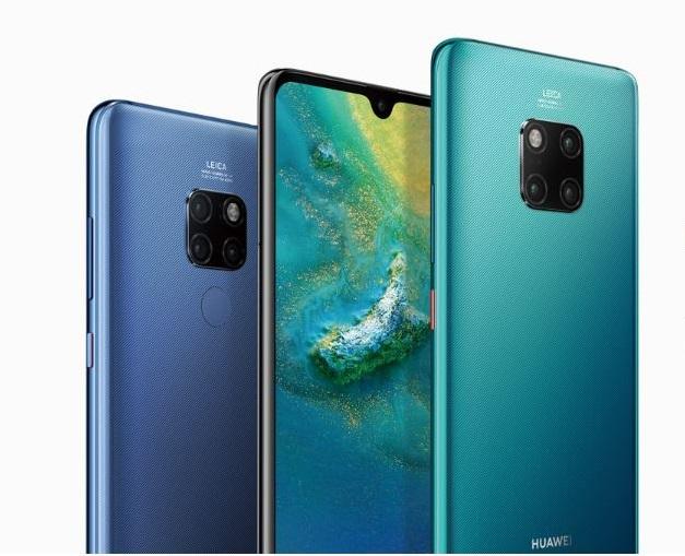 Huawei Mate 20 e Mate 20 pro a rate da TIM