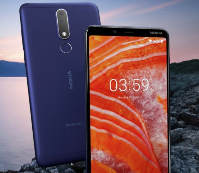 Nokia 3.1 Plus ufficiale: prezzo e caratteristiche