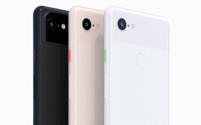 Google Pixel 3 e PIxel 3 XL 3 anni di aggiornamenti