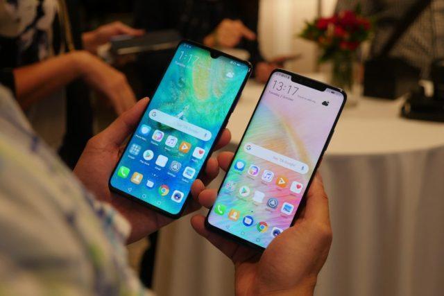 Huawei Mate 20 e Mate 20 Pro ufficiali: prezzo, caratteristiche e differenze