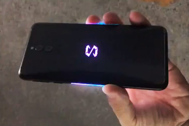 Xiaomi Black Shark 2 video rgb