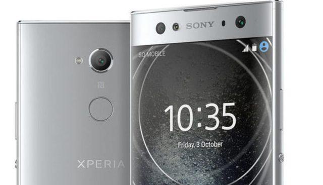 Sony Xperia XZ2 aggiornamento Android Pie 9.0