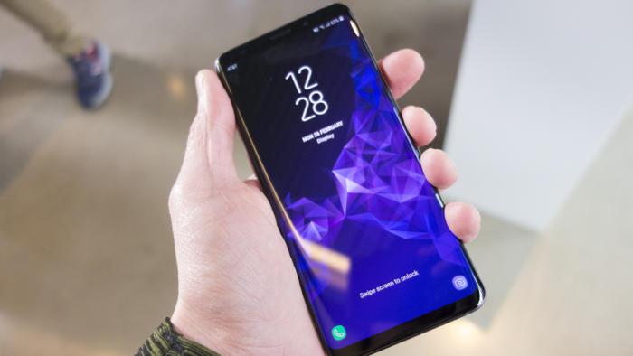 Galaxy S9 aggiornamento fine ottobre 2018