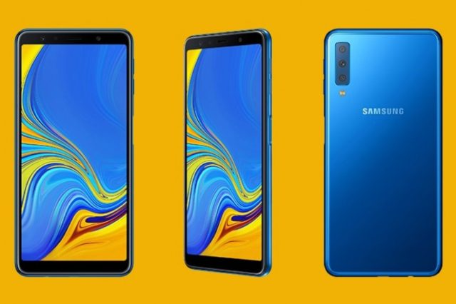 Samsung Galaxy A7 2018 prezzo italia