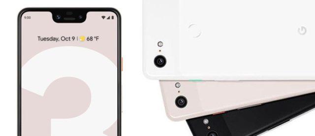 Google Pixel 3 e Pixel 3 XL ufficiali: prezzo e caratteristiche