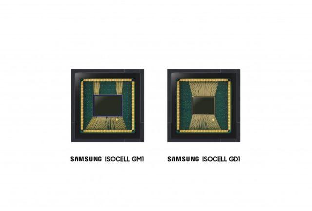 Samsung ISOCELL sensori