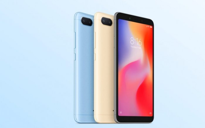 Xiaomi Redmi 6 e Redmi 6A MIUI 10 GLobale