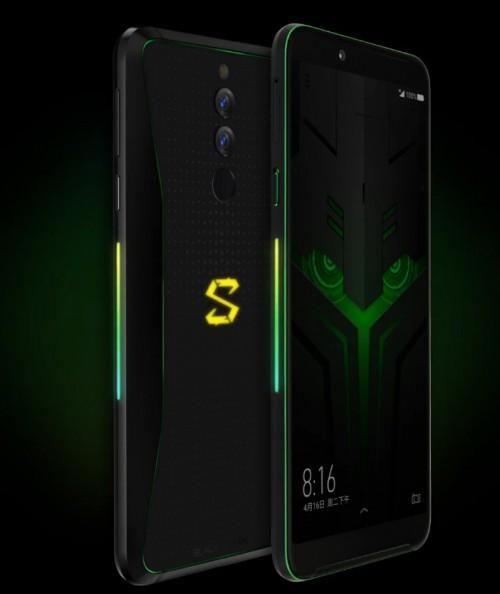 Xiaomi Black Shark Helio ufficiale