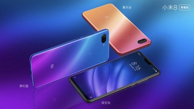 Xiaomi Mi 8 Lite Global: prezzo disponibilità