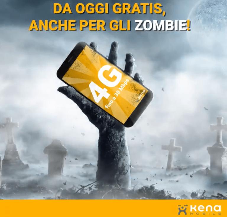 Kena Mobile attivazione 4G