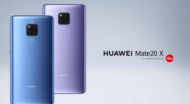 Huawei Mate 20X ufficiale: prezzo e caratteristiche