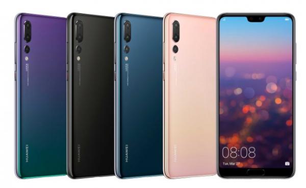Huawei P20 Pro aggiornamento fine ottobre 2018