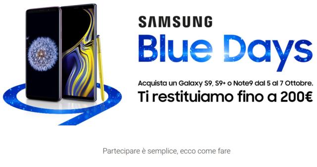 Galaxy Note 9 in offerta