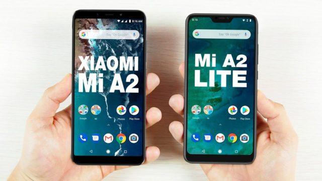 Xiaomi Mi A2 e Mi A2 Lite prezzo ribasso con coupon