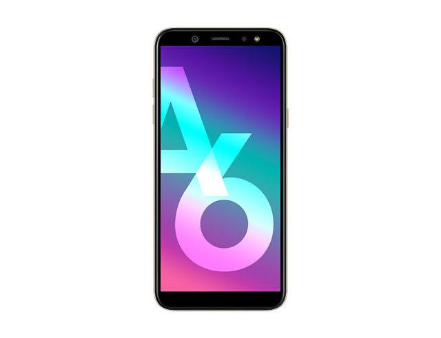 Galaxy A6 2018 aggiornamento firmware metà ottobre 2018