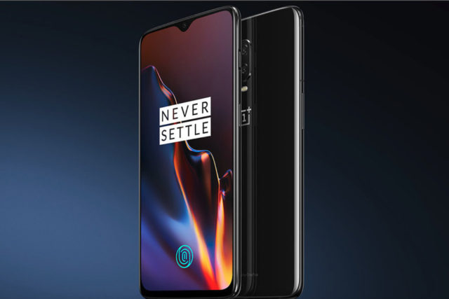 OnePlus 6T sfondali download
