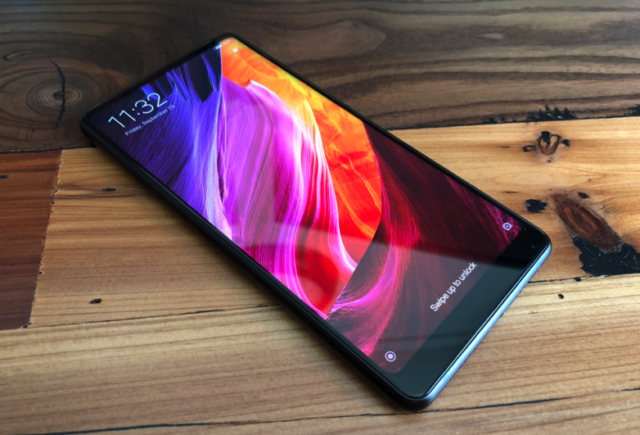 Xiaomi Mi Mix 2s Coupon