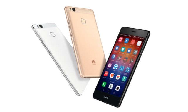 Huawei P9 Lite aggiornamento metà ottobre 2018