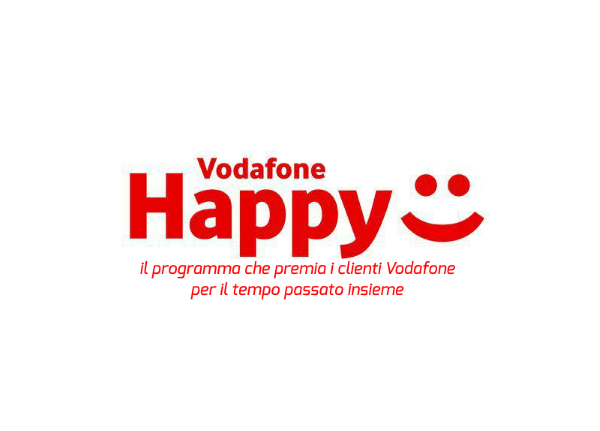 Vodafone Happy Friday 30 giga in regalo per 1 anno