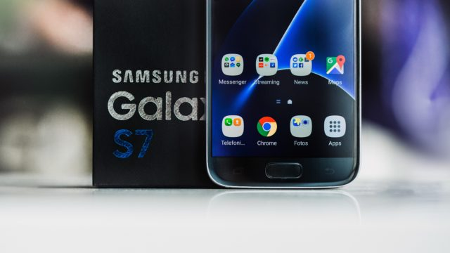 Galaxy S7 Black Friday Unieuro 269 euro