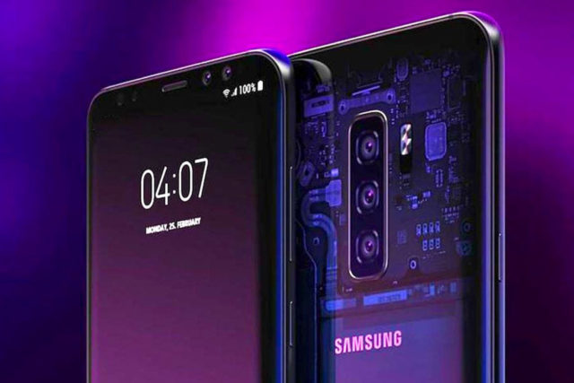 Galaxy S10 rumors: fotocamera sotto il display