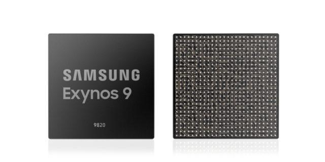 Exynos 9820 per Galaxy S10 e Galaxy Note 10