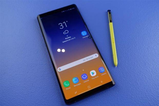Galaxy Note 9 Vodafone: aggiornamento inizio novembre 2018