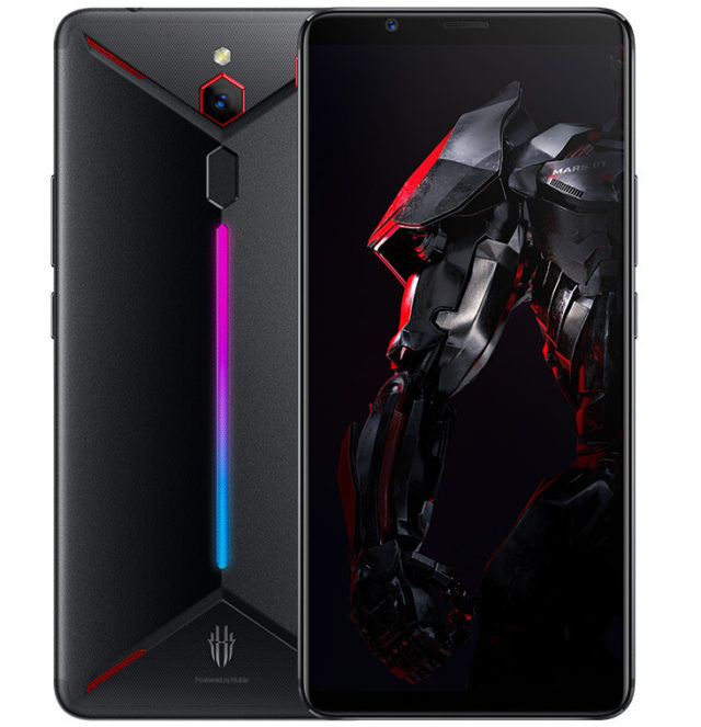 Nubia Red Magic Mars ufficiale: gaming Smartphoe