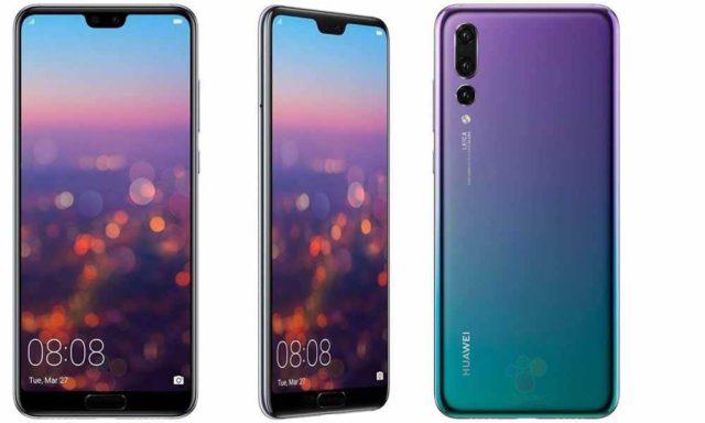Huawei P20 Pro aggiornamento metà novembre 2018