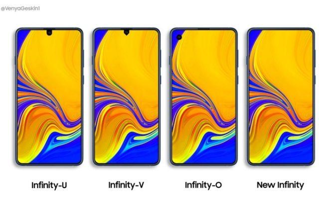 Samsung Galaxy A70 e Galaxy A90 rumors