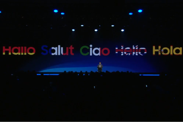 Samsung Bixby arriva in Italiano