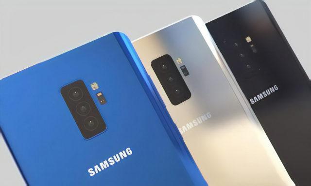 Galaxy A3 e A5 2019 e Galaxy M