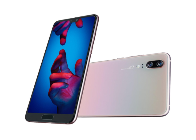Huawei P20 Android Pie roll out internazionale iniziato